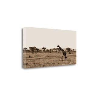 Serengeti Horizons II By Jeff,  Gallery Wrap Canvas