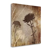 Algarve Silhouettes II By Tandi Venter,  Gallery Wrap Canvas