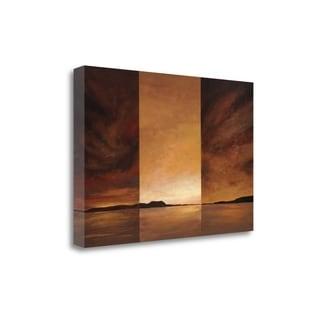 Solitude By Earl Kaminsky,  Gallery Wrap Canvas