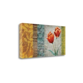Garden Collection II By Tandi Venter,  Gallery Wrap Canvas