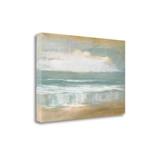 Shoreline By Caroline Gold, Gallery Wrap Canvas