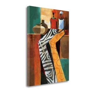 Harmony II By Keith Mallett,  Gallery Wrap Canvas