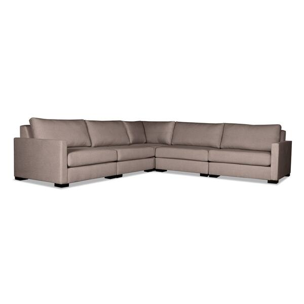 Brilliant Shop Mayfair Modular Sectional Right And Left Arms L Shape Pdpeps Interior Chair Design Pdpepsorg