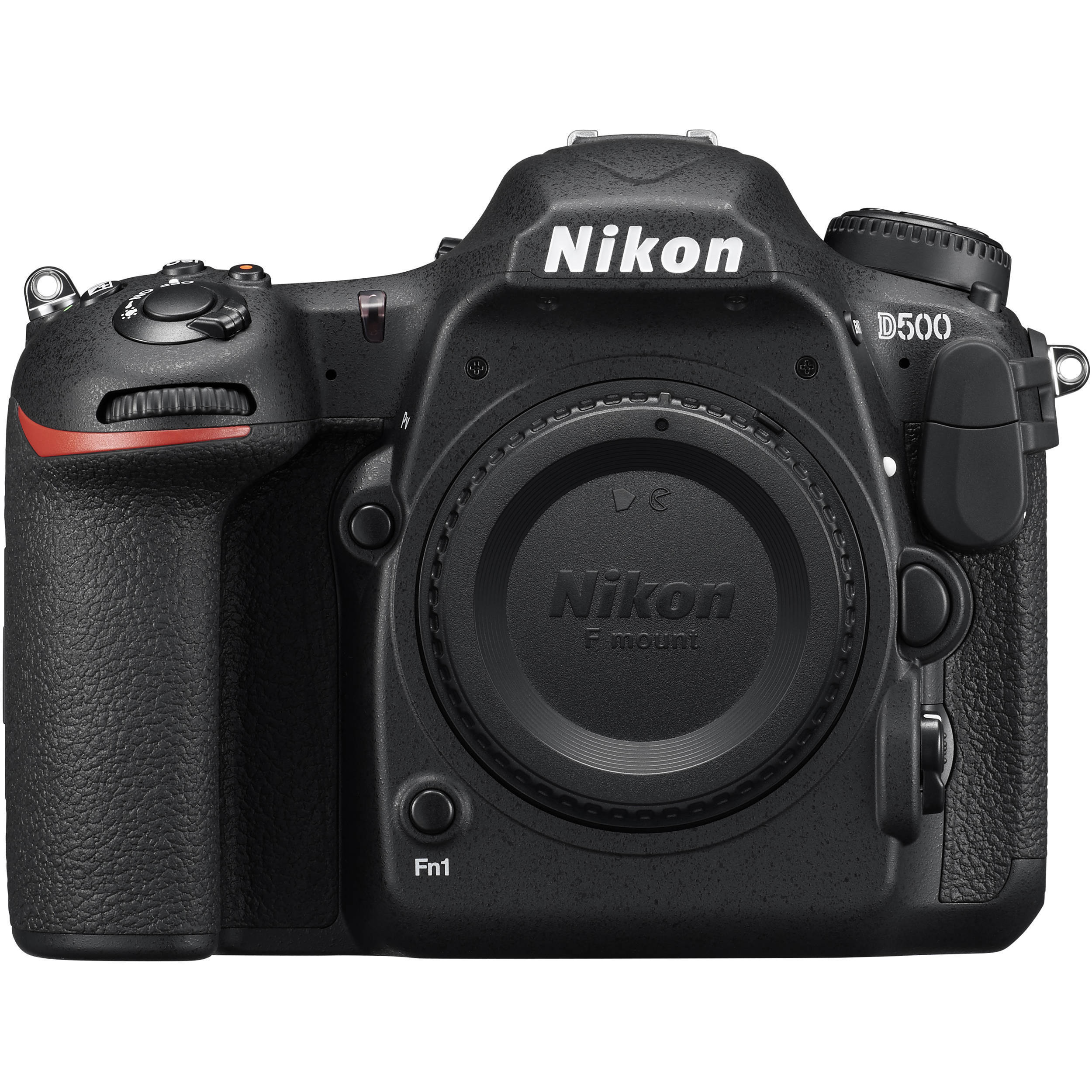 Nikon D500 Dslr Camera (Body Only), Black