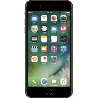 Apple iPhone 7 Plus 128GB AT&T Locked 4G LTE Quad-Core Smartphone w/ Dual 12MP Camera (Certified Refurbished)