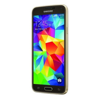 Samsung Galaxy S5 G900V 16GB Verizon CDMA Phone w/ 16MP Camera - Gold (Refurbished)