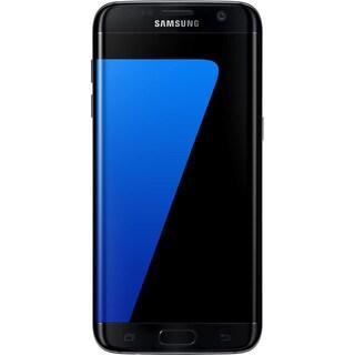 Samsung Galaxy S7 Edge G935V 32GB Verizon CDMA LTE Quad-Core Phone w/ 12MP Camera - Black (Refurbished)