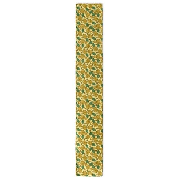 Kavka Designs Pineapple Table Runner