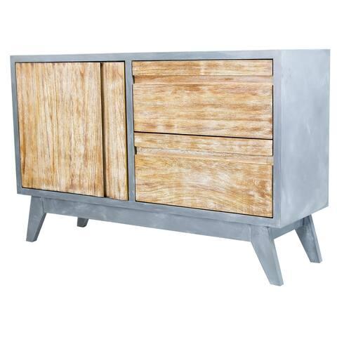 Heather Ann Creations Carter 1-Door, 2-Drawer Sideboard