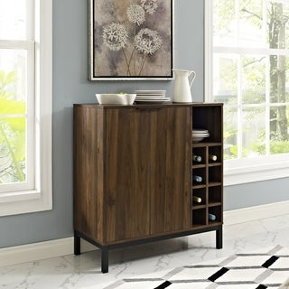 Bar Cabinet with Wine Storage (2 options available)