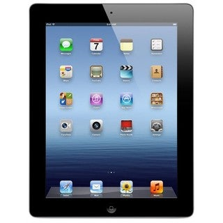 Apple iPad 3, 16 GB, Wi-Fi, Black (MC705LL/A)