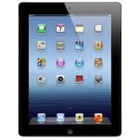 Apple iPad 3, 16 GB, Wi-Fi, Black (MC705LL/A)