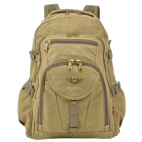 1b93390fb4 Canvas Backpacks | Find Great Luggage Deals Shopping at Overstock