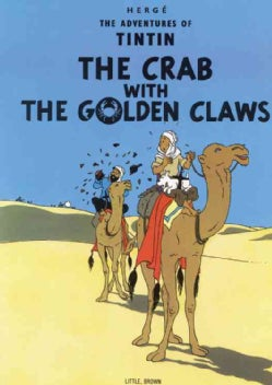 Crab With the Golden Claws (Paperback)