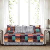 The Curated Nomad Electa 6-piece Daybed Cover Set