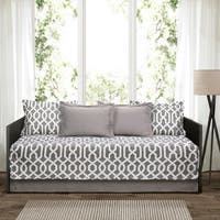 Lush Decor Edward Trellis 6 Piece Daybed Cover Set