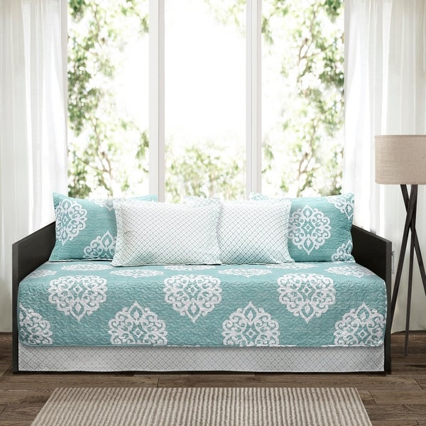 Shop Lush Decor Sophie 6 Piece Daybed Cover Set Free