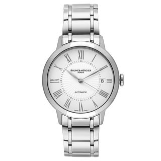 Baume and Mercier Classima Executives Women's Automatic Watch MOA10220