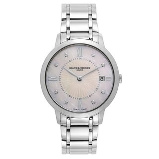 Baume and Mercier Classima Executives Women's Quartz Watch MOA10225