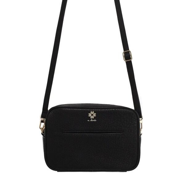e0024d98ea3 Shop a. dorée Elodie Premium Leather Crossbody Bag - Free Shipping ...