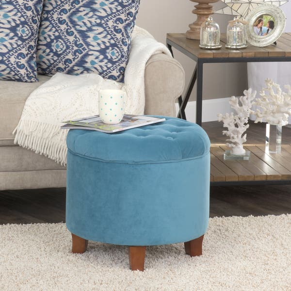 Prime Shop Carson Carrington Hare Large Round Button Tufted Andrewgaddart Wooden Chair Designs For Living Room Andrewgaddartcom