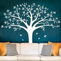 Large Family Tree Wall Vinyl