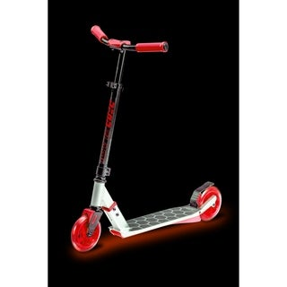 Neon Flash Scooter - Red