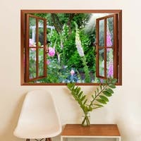 Wild Flowers in Spring Removable Wall Sticker Wall Mural Wall Vinyl