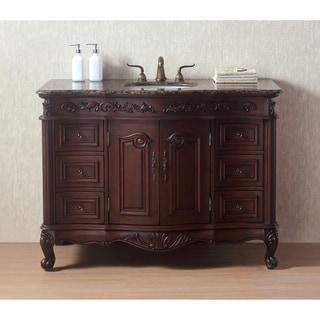 Stufurhome Saturn 48-inch Single Sink Bathroom Vanity