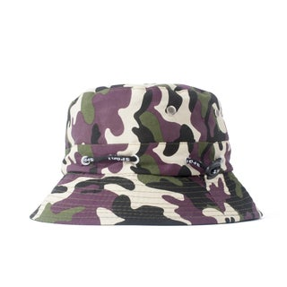 Zodaca Unisex Summer Camouflage Reversible Fisherman Bucket Hats Sun Hats for Hunting Fishing Outdoor