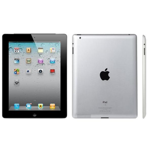 Apple Ipad 2 with Wi-Fi 16GB Black (MC769LL/A)
