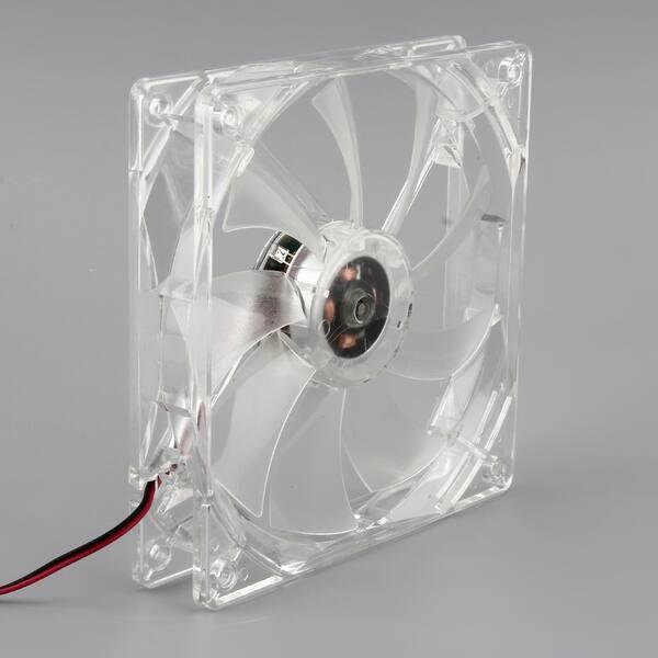 2pcs//Set 120MM Computer Cool Cooling Fan Universal Plastic Cooling Fan for Computer Laptop