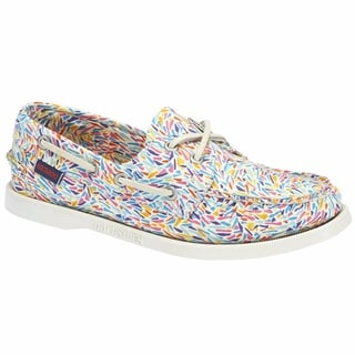 Sebago Women's Docksides Boat Shoes Karter Print