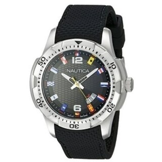 Nautica NSC 16 Flag Mens Watch