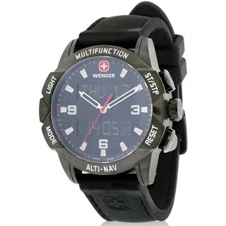 Wenger Wenger AltiNav Multifunction Outdoor Sport Mens Watch 70440
