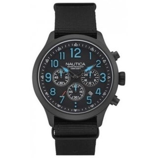 Nautica Nylon Mens Watch