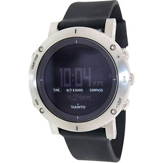 Suunto Core Digital Silicone Mens Watch SS020339000