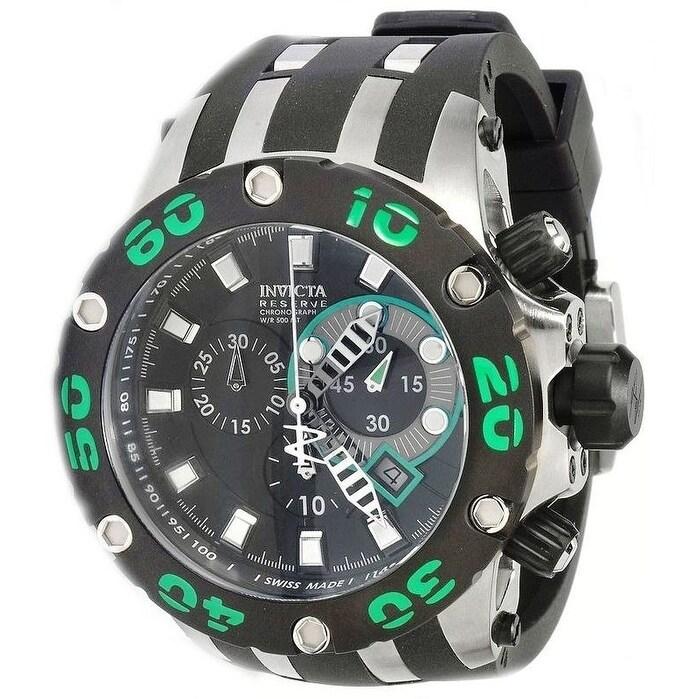 Invicta Reserve Diver Mens Watch 0904, Black, Size One Si...