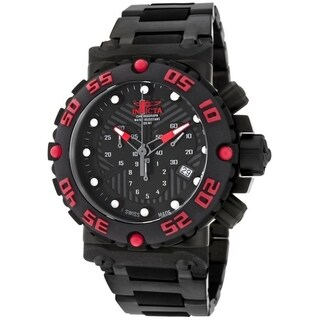 Invicta Subaqua Nitro Chronograph Mens Watch