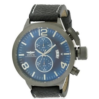 Invicta Corduba Leather Mens Watch 23687