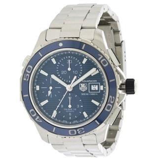 Tag Heuer Aquaracer Automatic Chronograph Mens Watch CAK2112.BA0833