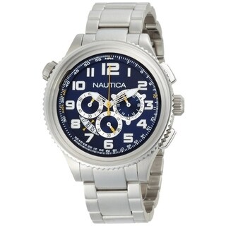 Nautica OCN 46 Chronograph Mens Watch N29524G
