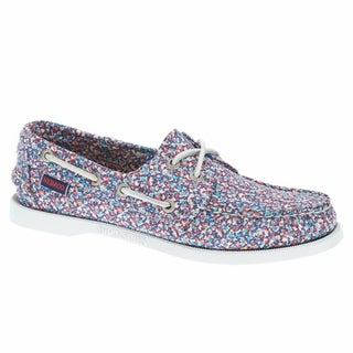 Sebago Women's Docksides Boat Shoes Pepper Print