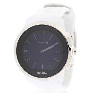 Suunto Spartan Sport Smart Sensor Heart Rate Monitor Mens Watch SS022650000
