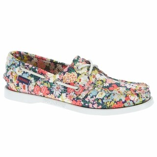Sebago Women's Docksides Boat Shoes Thorpe Print (More options available)