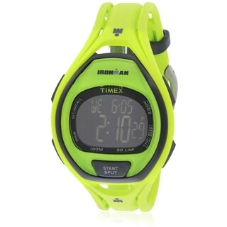 Timex Ironman Sleek 50 Resin Unisex Watch TW5M01700