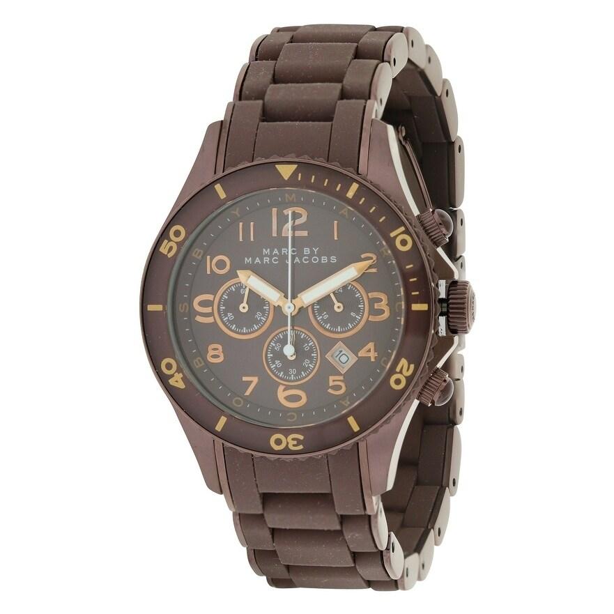 Marc Jacobs Marine Rock Chronograph Ladies Watch MBM3122,...