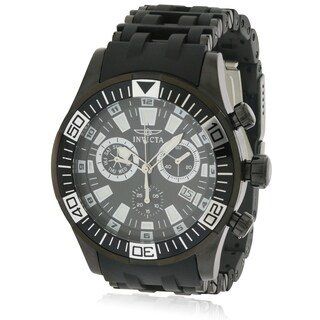 Invicta Sea Spider Rubber Swiss Mens Watch 19533SYB