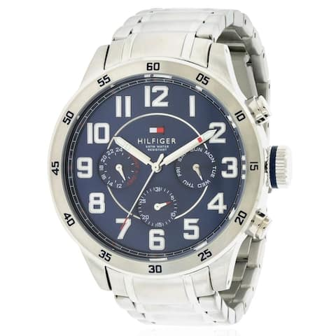Tommy Hilfiger Stainless Steel Chronograph Mens Watch 1791053