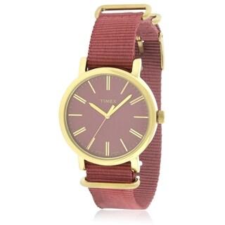 Timex Originals Cloth Ladies Watch TW2P78200